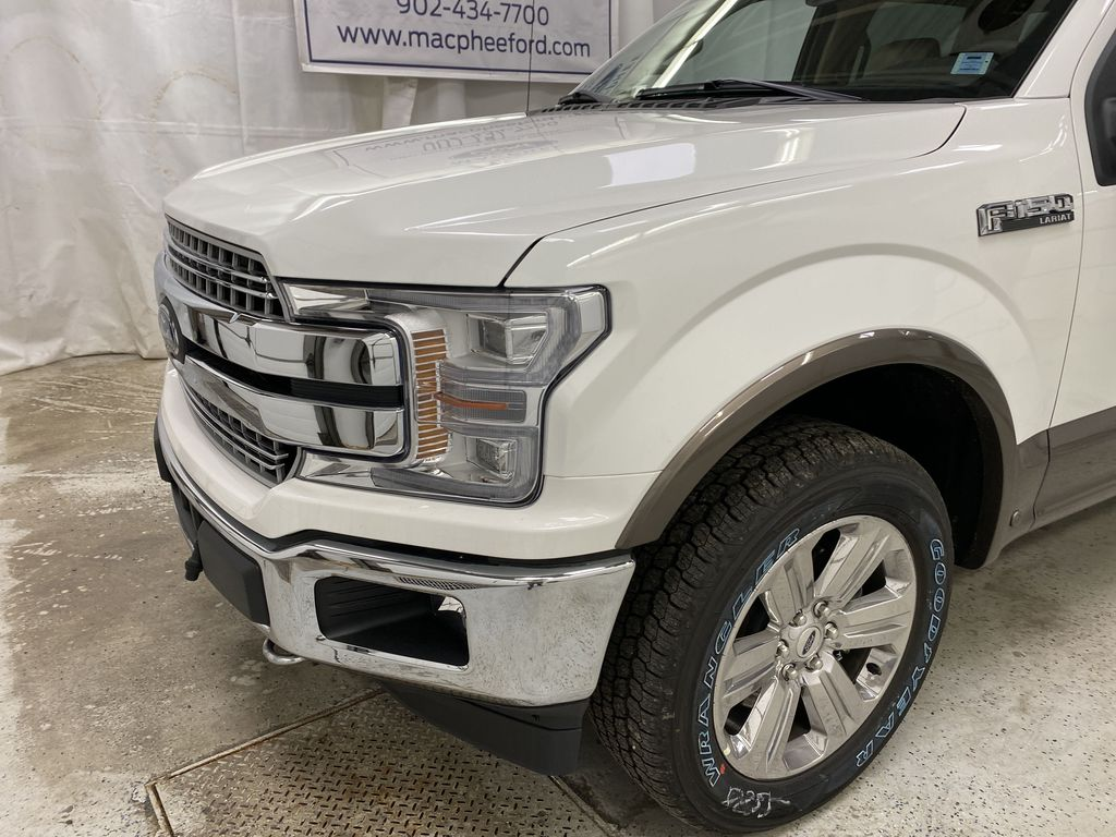 Gray[Abyss Grey] 2020 Ford F-150 Left Front Corner Photo in Dartmouth NS