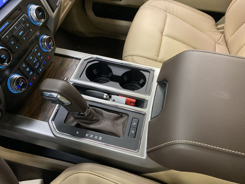 Gray[Abyss Grey] 2020 Ford F-150 Center Console Photo in Dartmouth NS