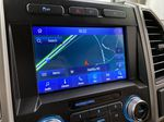 Gray[Abyss Grey] 2020 Ford F-150 Navigation Screen Closeup Photo in Dartmouth NS