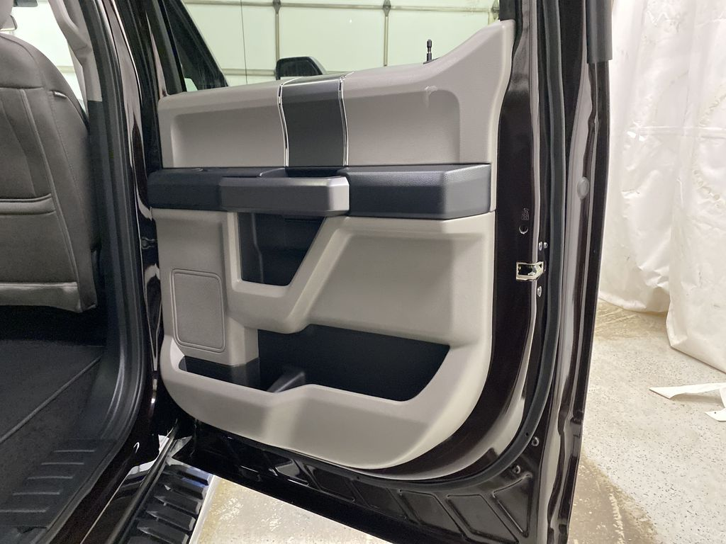Red[Magma] 2020 Ford F-150 Right Rear Interior Door Panel Photo in Dartmouth NS