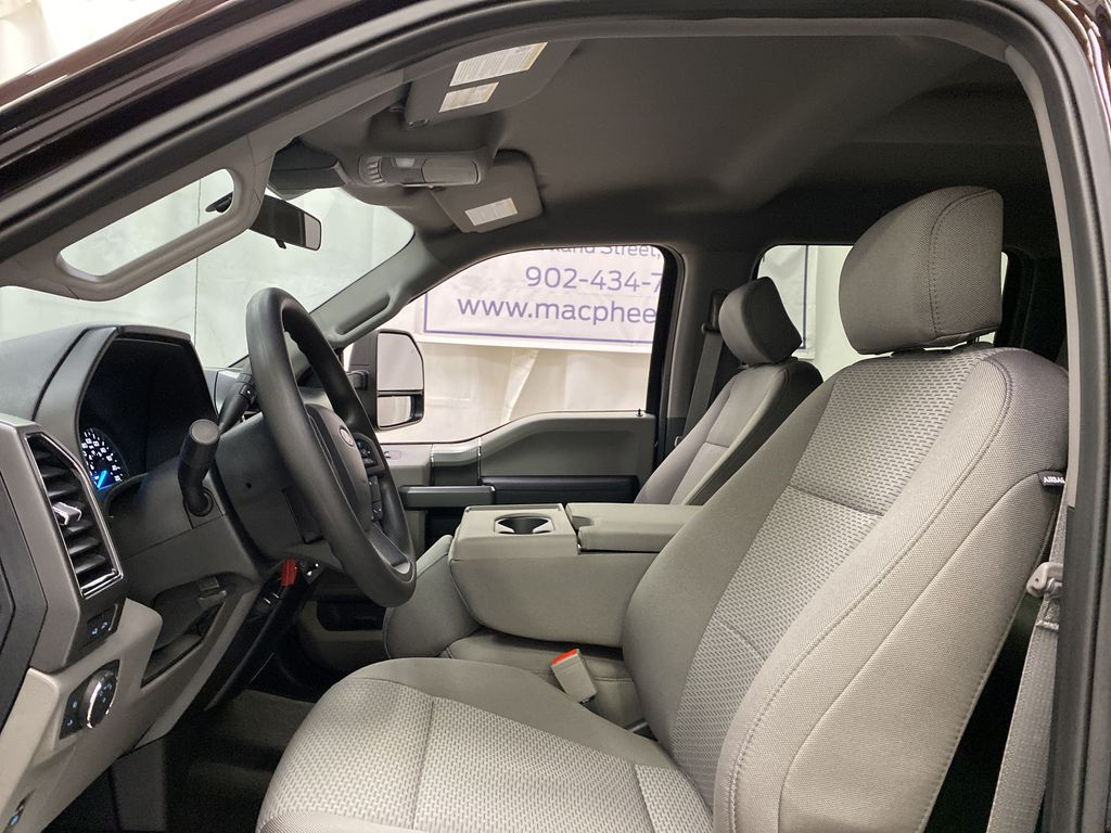 Red[Magma] 2020 Ford F-150 Left Front Interior Photo in Dartmouth NS