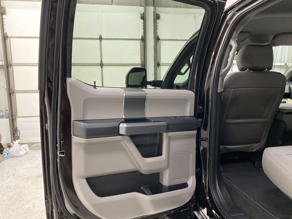 Red[Magma] 2020 Ford F-150 Left Rear Interior Door Panel Photo in Dartmouth NS