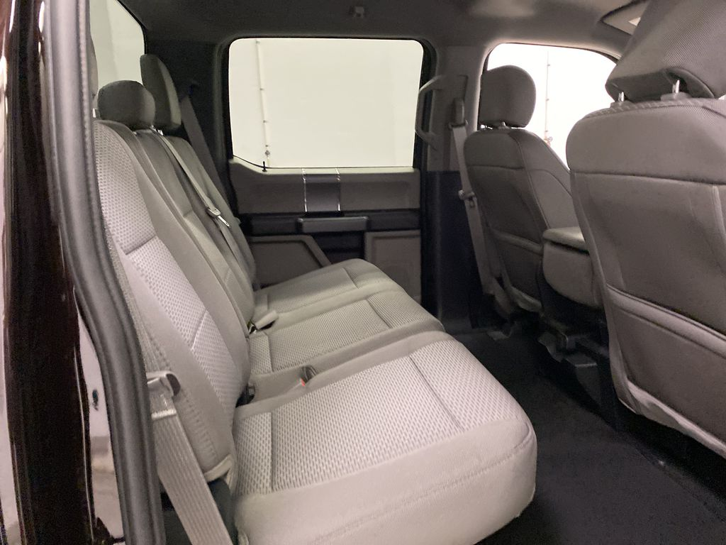 Red[Magma] 2020 Ford F-150 Right Side Rear Seat  Photo in Dartmouth NS