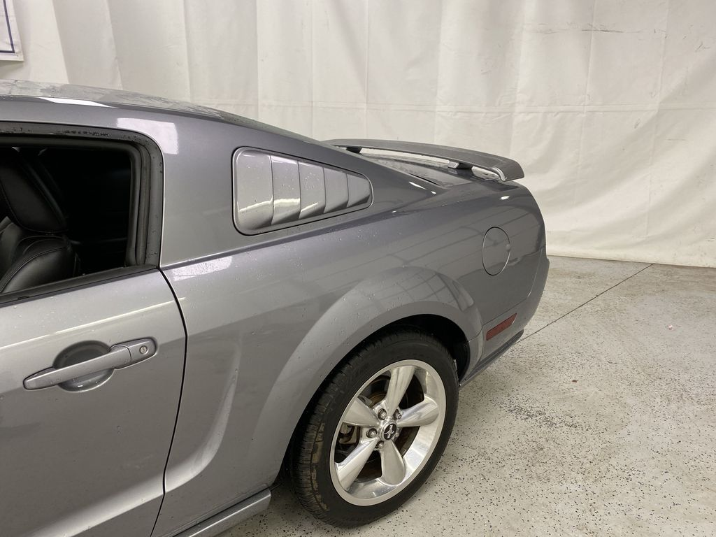 2006 Ford Mustang Left Rear Corner Photo in Dartmouth NS