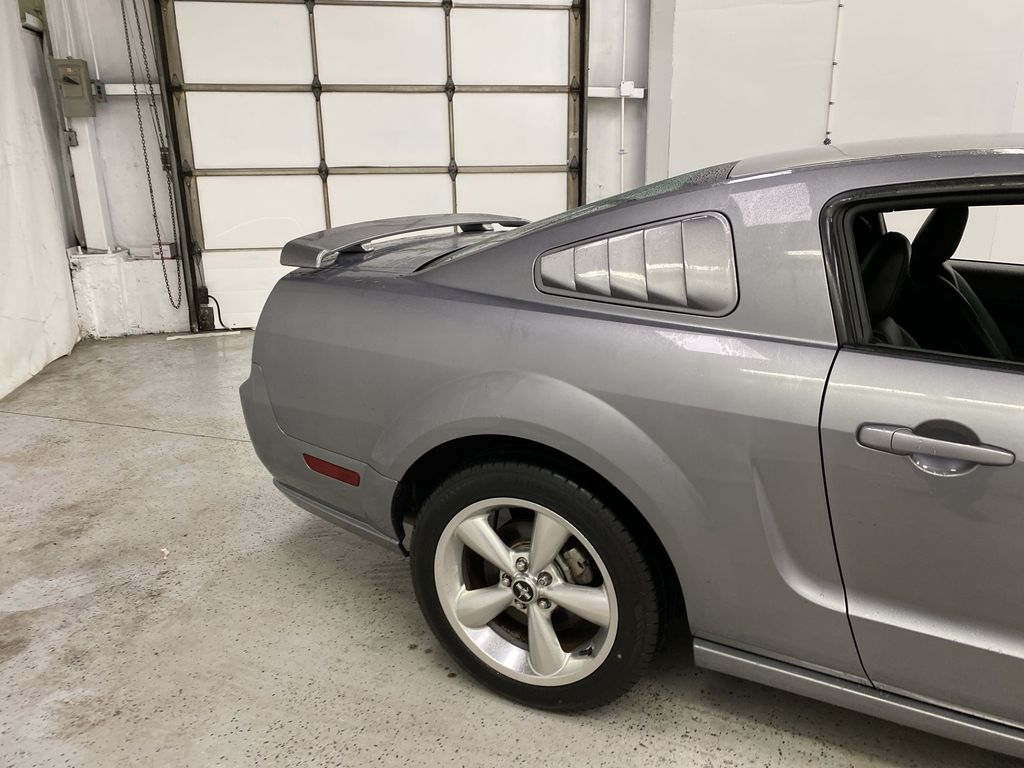 2006 Ford Mustang Right Rear Corner Photo in Dartmouth NS