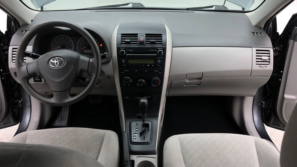 Gray[Magnetic Grey Metallic] 2010 Toyota Corolla CE - Automatic, A/C, Crusie Control Central Dash Options Photo in Winnipeg MB