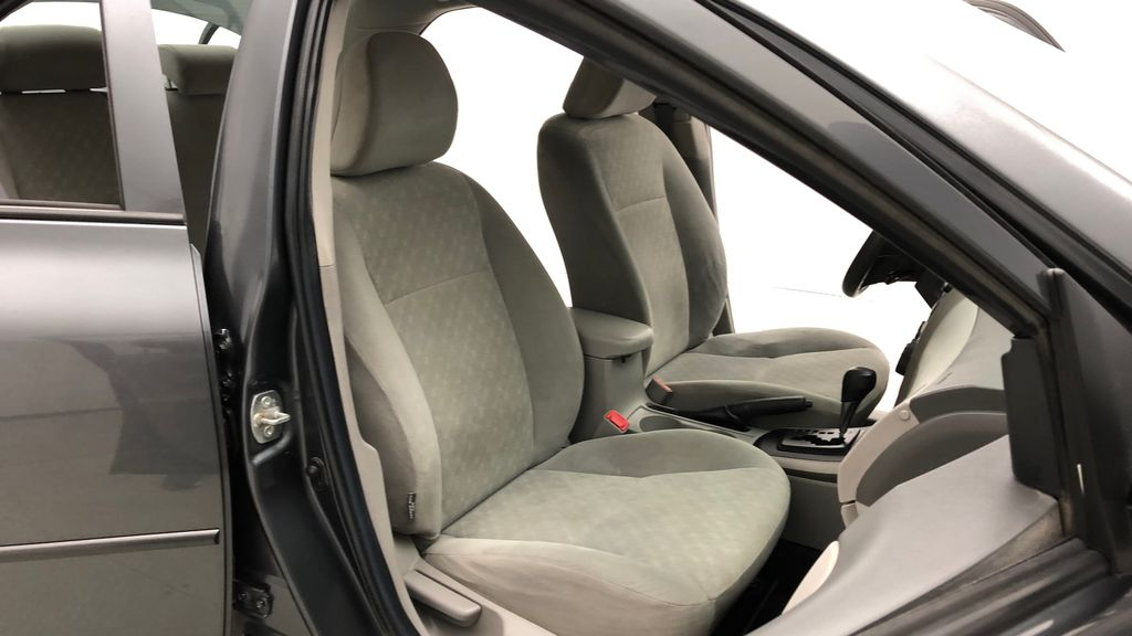 Gray[Magnetic Grey Metallic] 2010 Toyota Corolla CE - Automatic, A/C, Crusie Control Right Side Front Seat  Photo in Winnipeg MB