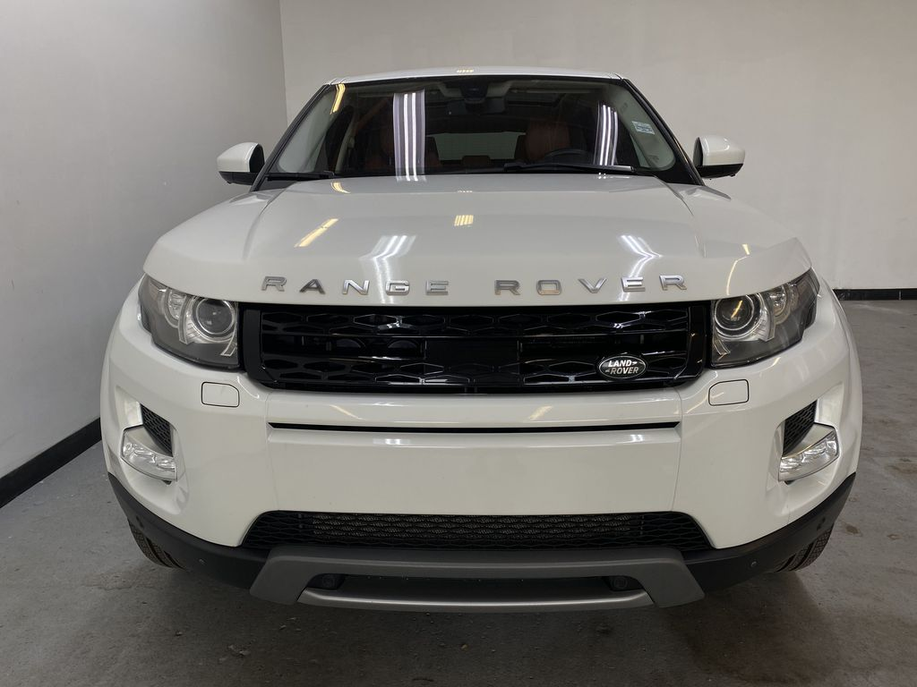 WHITE 2014 Land Rover Range Rover Evoque Prestige- Heated Front/Rear Seats, 360 Camera Front Vehicle Photo in Edmonton AB