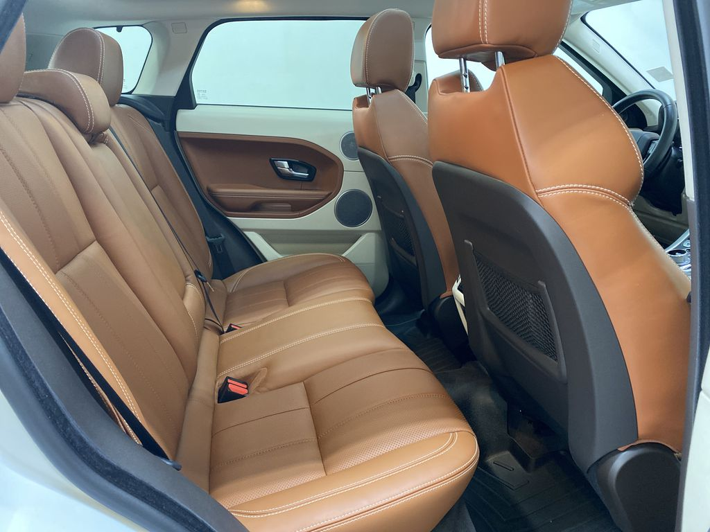 WHITE 2014 Land Rover Range Rover Evoque Prestige- Heated Front/Rear Seats, 360 Camera Right Side Rear Seat  Photo in Edmonton AB