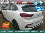 White[Snow White Pearl] 2019 Hyundai Accent Ultimate - ONLY 854 kms, 2 Sets Of Wheels, Sunroof Left Rear Corner Photo in Winnipeg MB