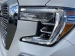 White[White Frost Tricoat] 2021 GMC Sierra 1500 Left Front Head Light / Bumper and Grill in Edmonton AB