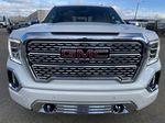 White[White Frost Tricoat] 2021 GMC Sierra 1500 Front Vehicle Photo in Edmonton AB