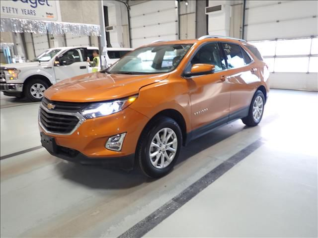 Orange 2018 Chevrolet Equinox AWD 4dr LT w/1LT *Bluetooth**Back-Up Cam**Heated Seats*