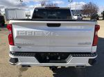 White[Iridescent Pearl Tricoat] 2021 Chevrolet Silverado 1500 Rear of Vehicle Photo in Edmonton AB