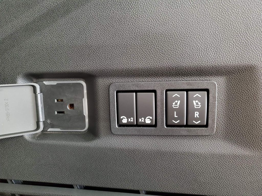 White 2021 Chevrolet Tahoe Right Side Rear Seat  Photo in Airdrie AB