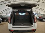 White 2021 Chevrolet Tahoe Right Rear Interior Door Panel Photo in Airdrie AB