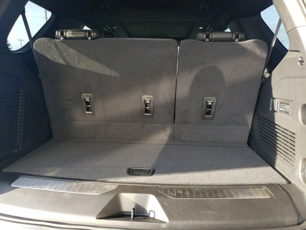 Grey 2021 Chevrolet Tahoe Front Vehicle Photo in Westlock AB