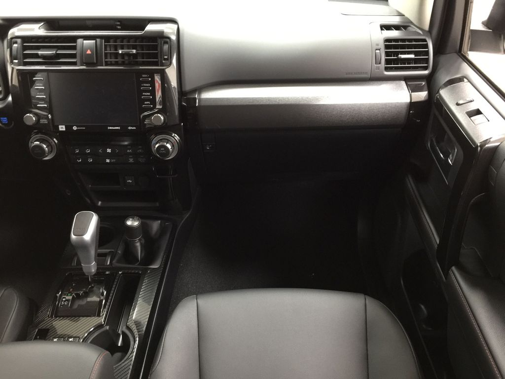 White[Blizzard Pearl] 2020 Toyota 4Runner TRD Pro Right Front Seat Photo in Sherwood Park AB