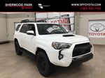 White[Blizzard Pearl] 2020 Toyota 4Runner TRD Pro Primary Listing Photo in Sherwood Park AB