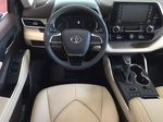 Brown[Opulent Amber] 2020 Toyota Highlander XLE Left Front Seat Photo in Sherwood Park AB