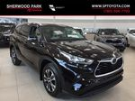 Brown[Opulent Amber] 2020 Toyota Highlander XLE Primary Listing Photo in Sherwood Park AB