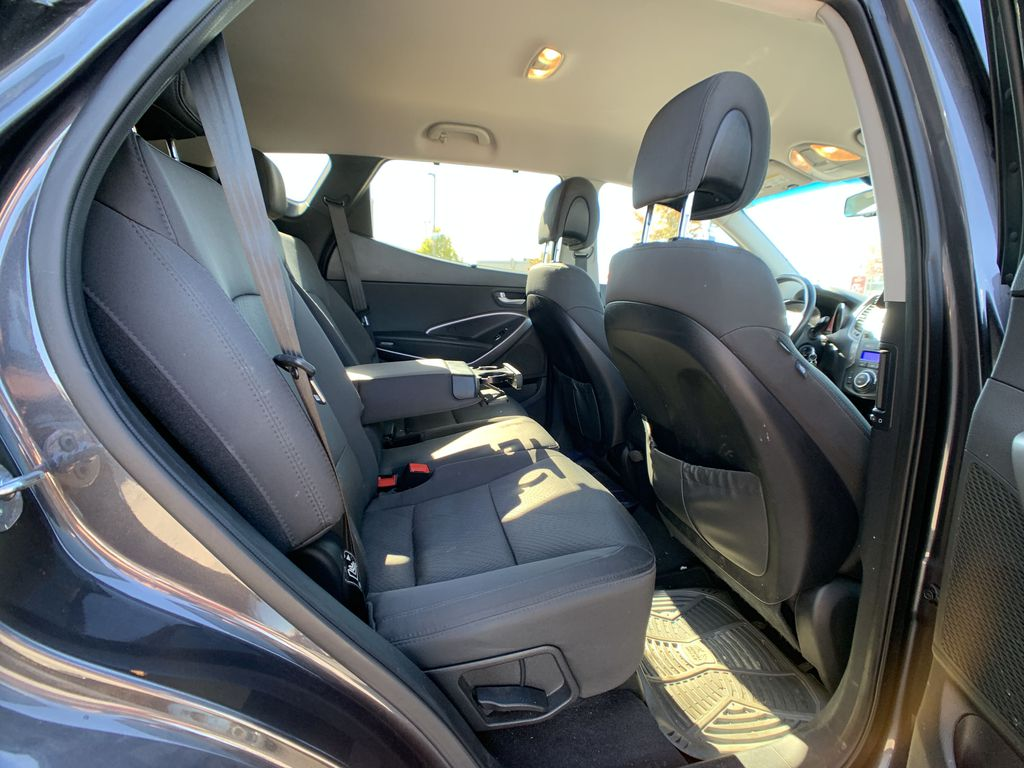 Gray[Platinum Graphite] 2016 Hyundai Santa Fe Sport Right Rear Interior Door Panel Photo in Brampton ON