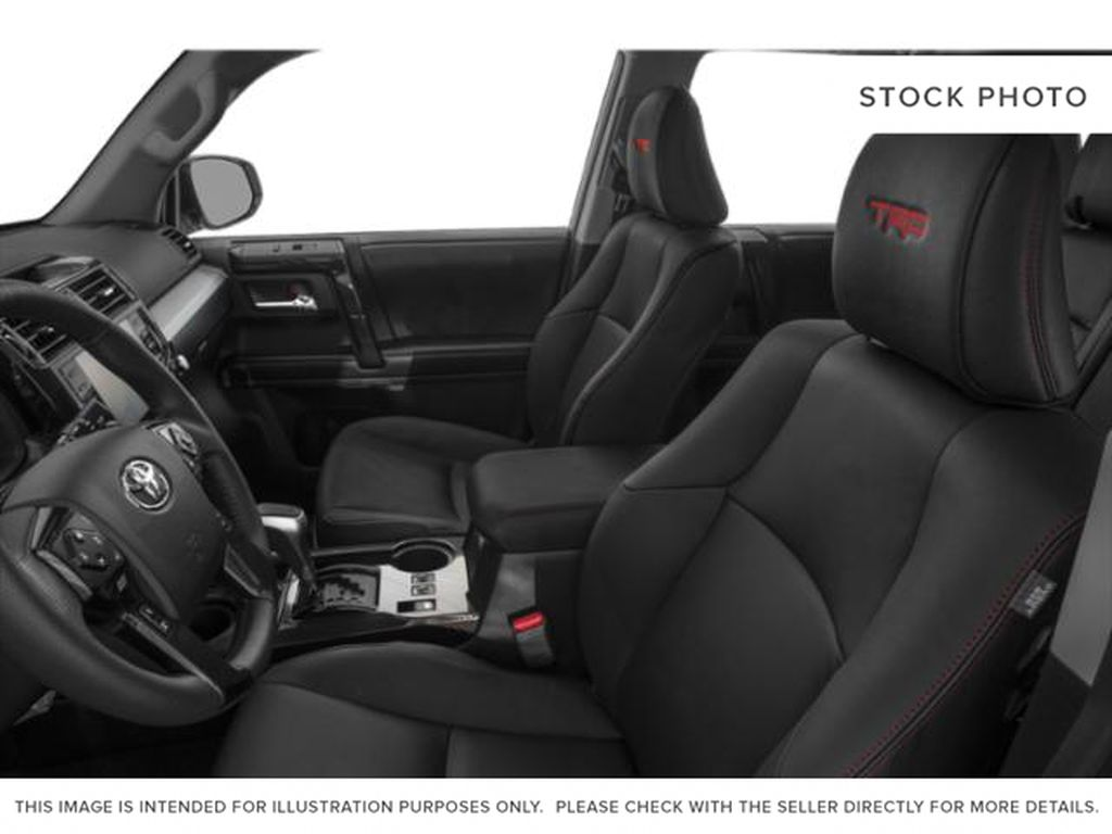 Gray[Magnetic Grey Metallic] 2021 Toyota 4Runner Limited Left Front Interior Photo in Edmonton AB
