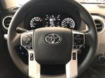 Cement Grey Metallic 2021 Toyota Tundra 4WD Crewmax TRD Off Road Left Front Head Light / Bumper and Grill in Edmonton AB