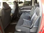 Barcelona Red Metallic 2021 Toyota Tundra 4WD Crewmax TRD Off Road Central Dash Options Photo in Edmonton AB