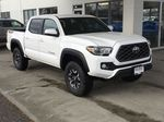 White[Super White] 2020 Toyota Tacoma TRD Off Road Right Front Corner Photo in Kelowna BC