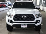 White[Super White] 2020 Toyota Tacoma TRD Off Road Front Vehicle Photo in Kelowna BC