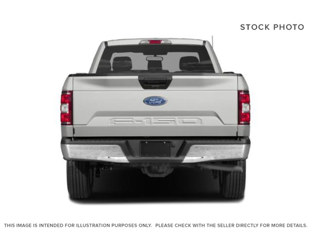 Blue 2018 Ford F-150 Rear of Vehicle Photo in Medicine Hat AB