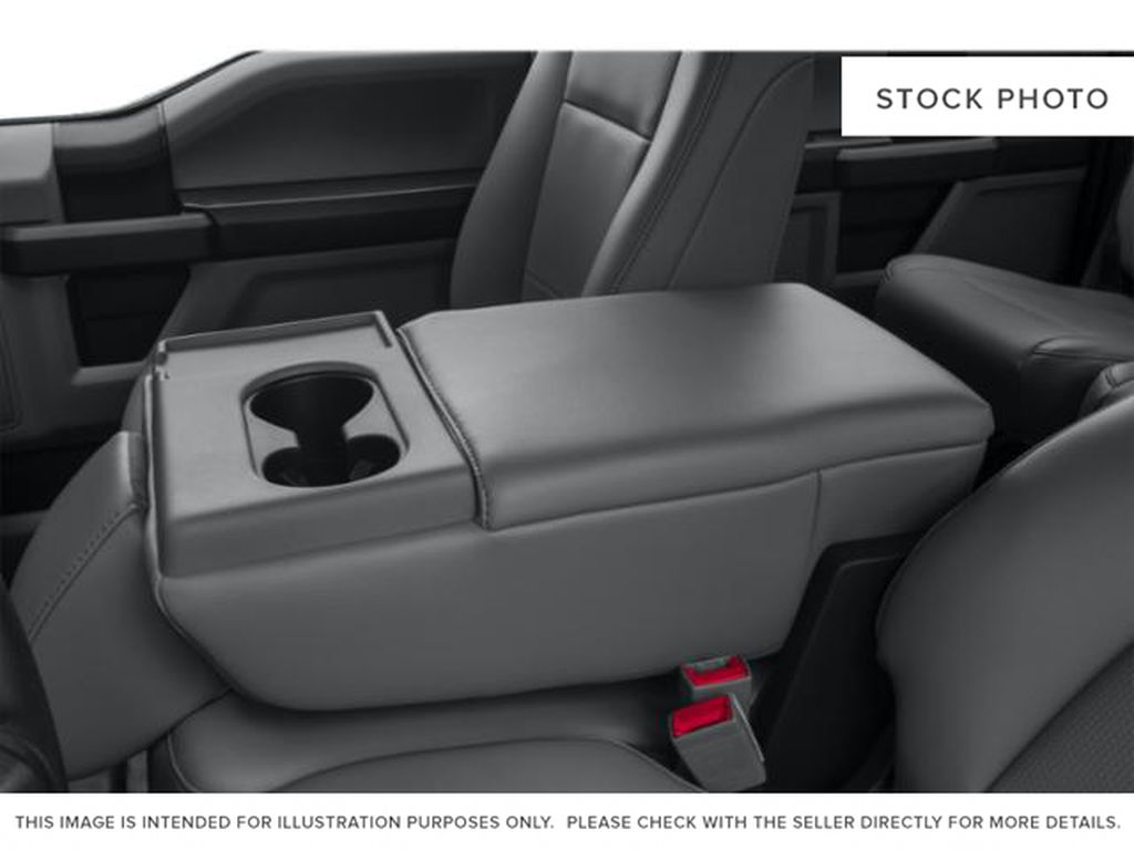 Blue 2018 Ford F-150 Center Console Photo in Medicine Hat AB