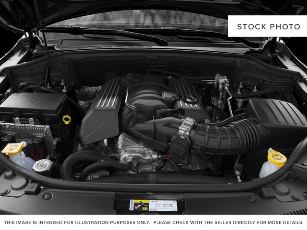 White[Bright White] 2018 Jeep Grand Cherokee Engine Compartment Photo in Fort Macleod AB