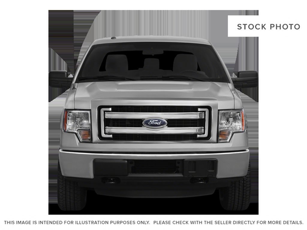 Blue[Blue Flame] 2014 Ford F-150 Front Vehicle Photo in Fort Macleod AB