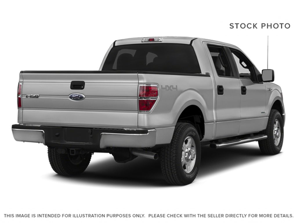 Blue[Blue Flame] 2014 Ford F-150 Right Rear Corner Photo in Fort Macleod AB