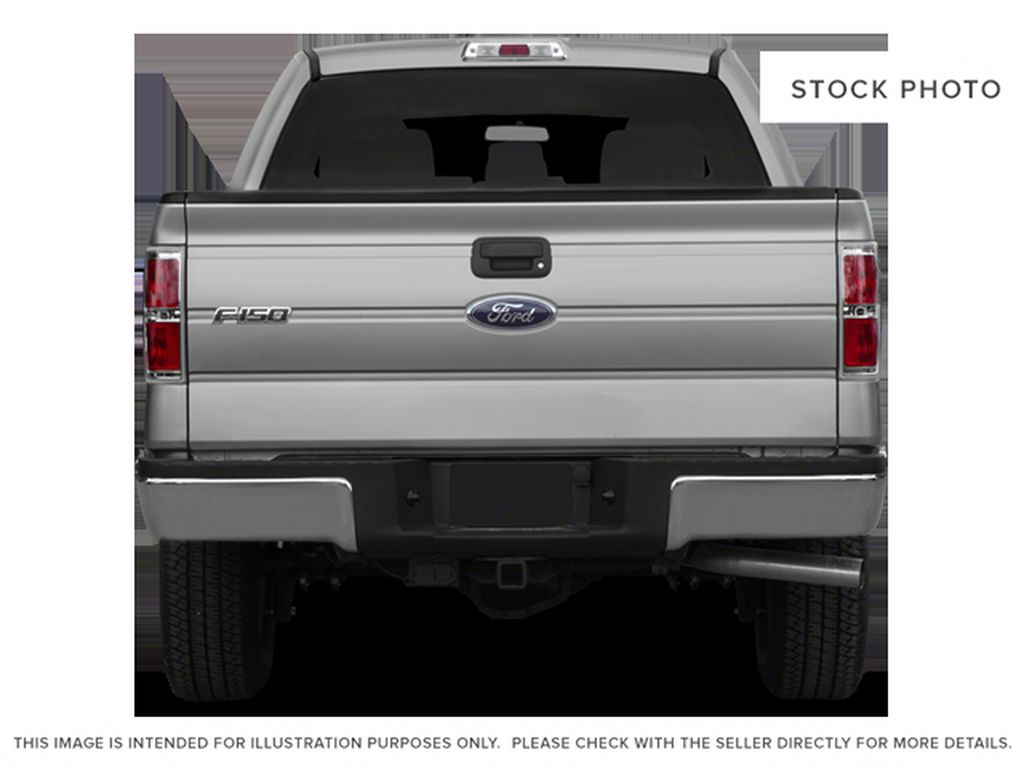 Blue[Blue Flame] 2014 Ford F-150 Rear of Vehicle Photo in Fort Macleod AB
