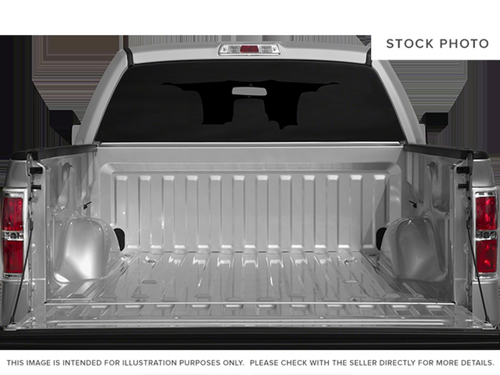 Blue[Blue Flame] 2014 Ford F-150 Trunk / Cargo Area Photo in Fort Macleod AB
