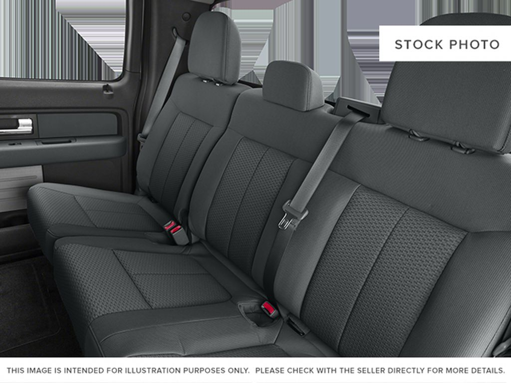 Blue[Blue Flame] 2014 Ford F-150 Left Side Rear Seat  Photo in Fort Macleod AB