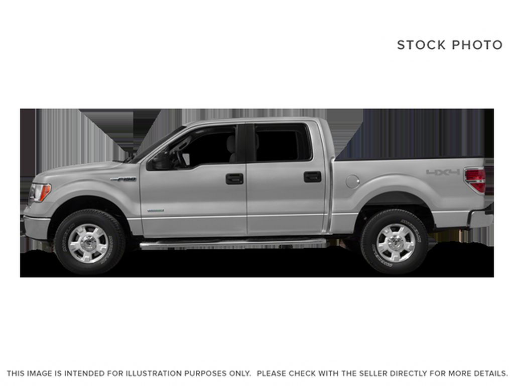 Blue[Blue Flame] 2014 Ford F-150 Left Side Photo in Fort Macleod AB