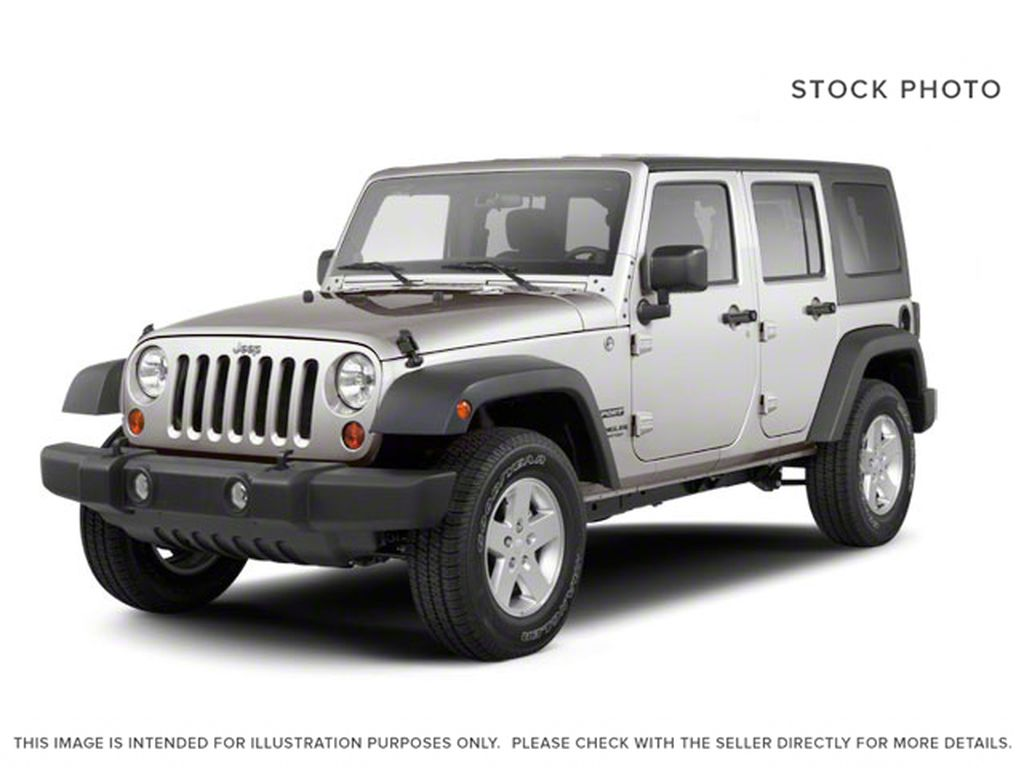 Silver[Bright Silver Metallic] 2011 Jeep Wrangler Unlimited