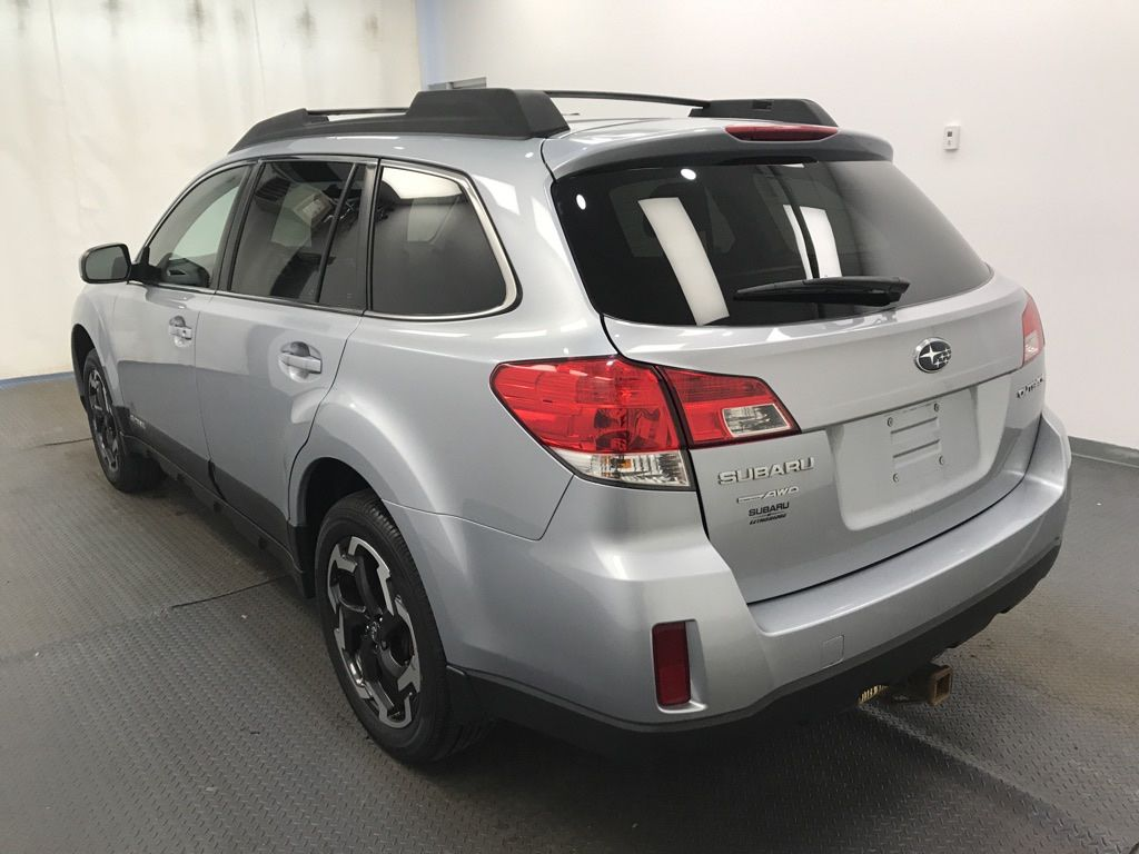 Silver 2014 Subaru Outback Left Front Rim and Tire Photo in Lethbridge AB