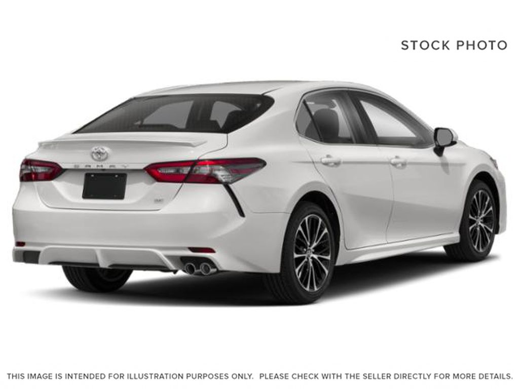 White[Super White] 2020 Toyota Camry  Driver's Side Door Controls Photo in Brockville ON