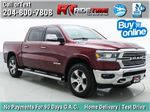 Red[Red Pearl] Lifted 2019 Ram 1500 Laramie 4WD - Pano Roof, 12in Display, Crew Cab Primary Listing Photo in Winnipeg MB