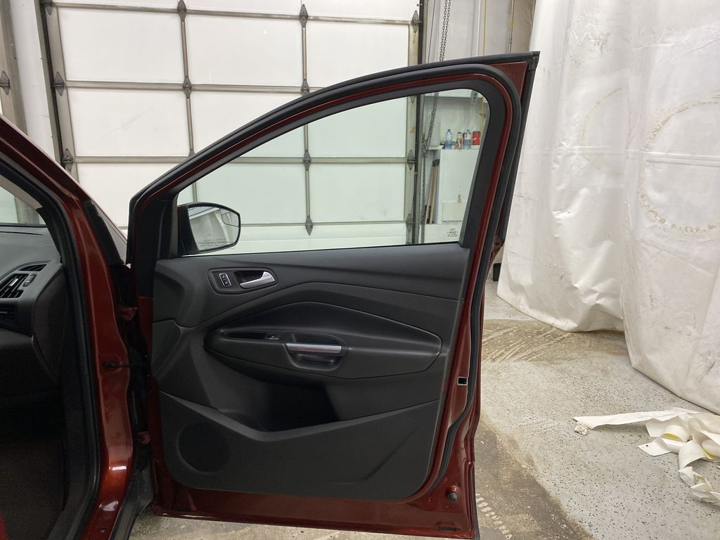 Orange[Sunset] 2014 Ford Escape Right Front Interior Door Panel Photo in Dartmouth NS