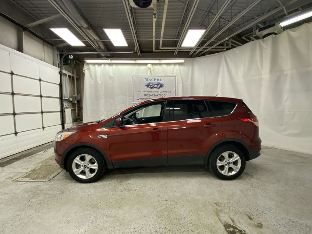 Orange[Sunset] 2014 Ford Escape Left Side Photo in Dartmouth NS