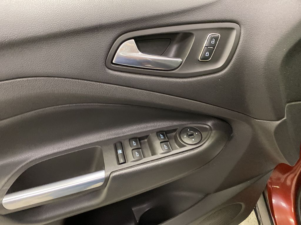 Orange[Sunset] 2014 Ford Escape  Driver's Side Door Controls Photo in Dartmouth NS