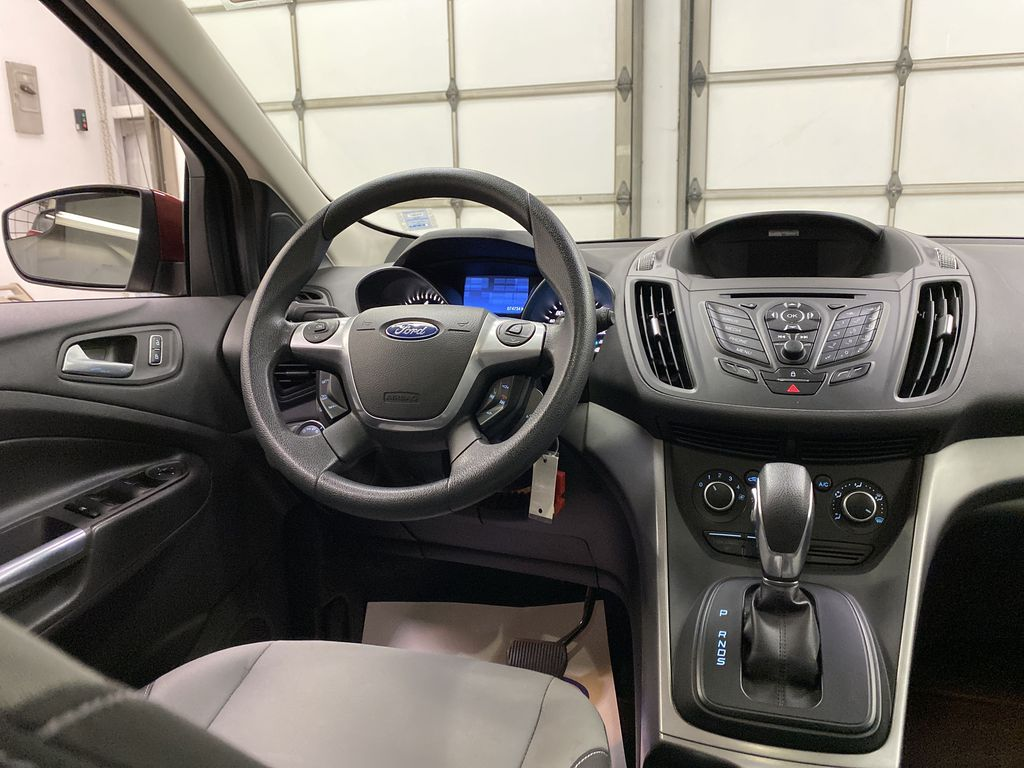 Orange[Sunset] 2014 Ford Escape Strng Wheel: Frm Rear in Dartmouth NS
