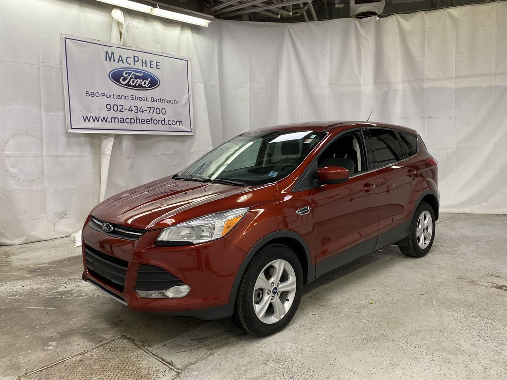 Orange[Sunset] 2014 Ford Escape