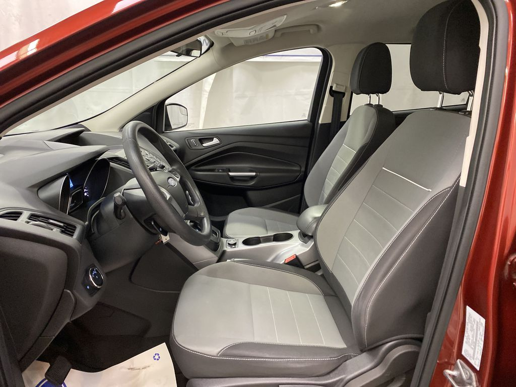 Orange[Sunset] 2014 Ford Escape Left Front Interior Photo in Dartmouth NS